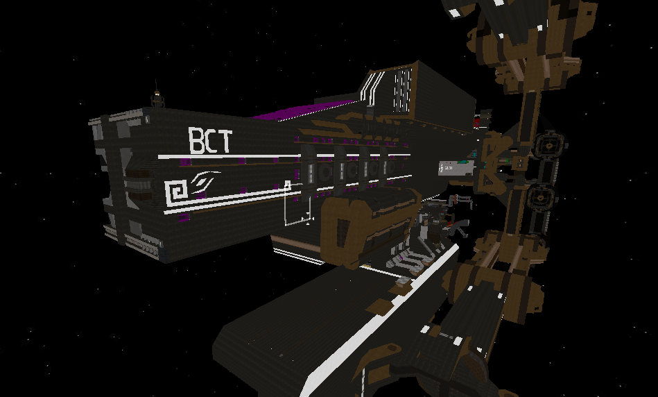 The Star Ship Battle Craft Titan (Beta 4)