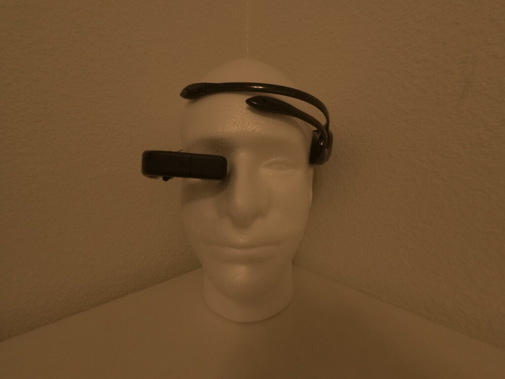 Wearable Computer Headset